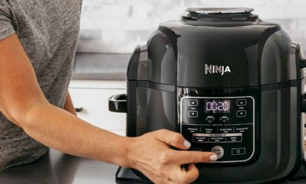 Amazon drops the price and adds $20 coupon for the Ninja Foodi multi-cooker