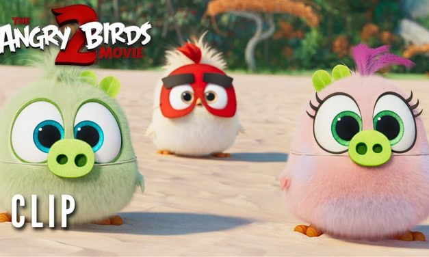 THE ANGRY BIRDS MOVIE 2 Clip – Hatchling Eggs