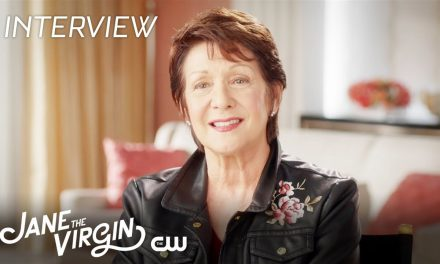 Jane The Virgin | Final Season Reflections: Ivonne Coll | The CW