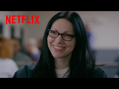 The Final Ever Scene Of Orange Is the New Black (Inc. Credits)