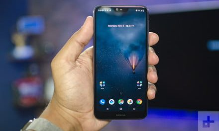 HMD Global's Nokia 7.1 smartphone is only $250 from Best Buy right now