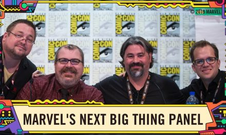 Best of: Marvel Comics Next Big Thing Panel @ SDCC 2019