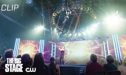 The Big Stage | Rocking The Classics, Hip Hop, And Aerial Rope Spin Scene 2 | The CW