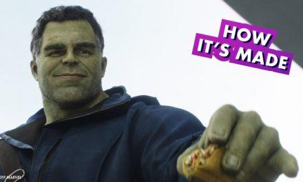 Marvel Studios' Avengers: Endgame — Making the Hulk!