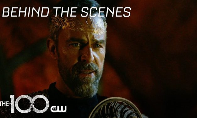 The 100 | Inside: Adjustment Protocol | The CW