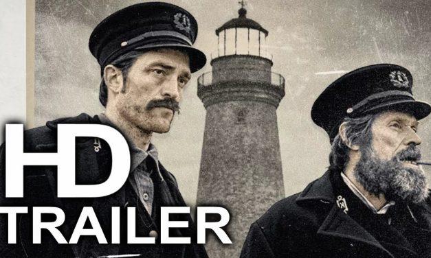 THE LIGHTHOUSE Trailer #1 NEW (2019) Robert Pattinson, Willem Dafoe Movie HD