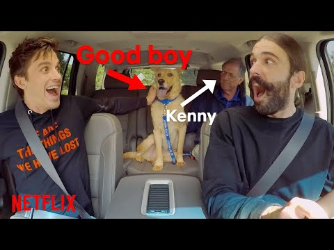 Kenny Adopts A Dog | Queer Eye S4 Full Scene