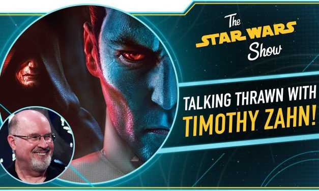 We Talk Thrawn: Treason with Timothy Zahn