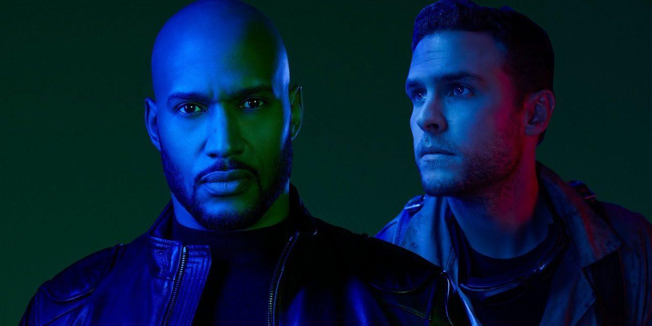 Marvel's Agents of S.H.I.E.L.D.   Fitz + Mack's Bromance