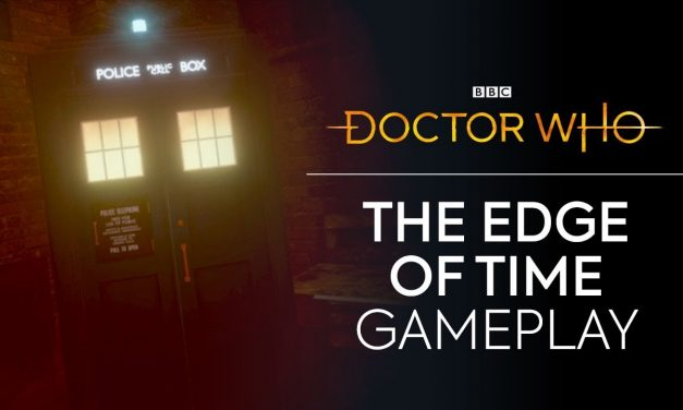 FIRST LOOK: The Edge of Time VR   SDCC Gameplay   Doctor Who