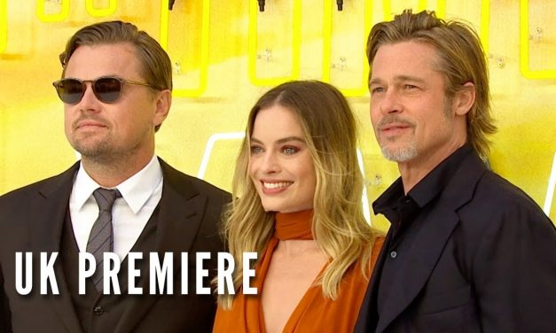 ONCE UPON A TIME IN HOLLYWOOD – UK Premiere
