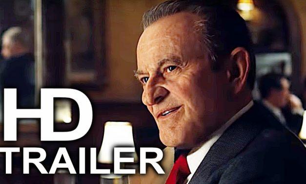 THE IRISHMAN Trailer (2019) Robert De Niro, Joe Pesci Netflix Mafia Movie HD