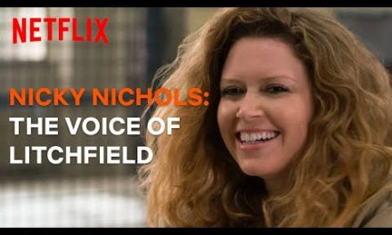 The Wise Words of Nicky Nichols | OITNB