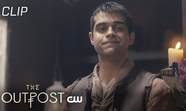 The Outpost | Regarding The Matter Of Garret Spears Scene | The CW