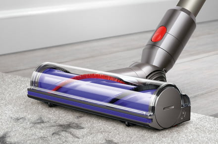 Walmart and Amazon offer big savings on Shark and Dyson cordless vacuums
