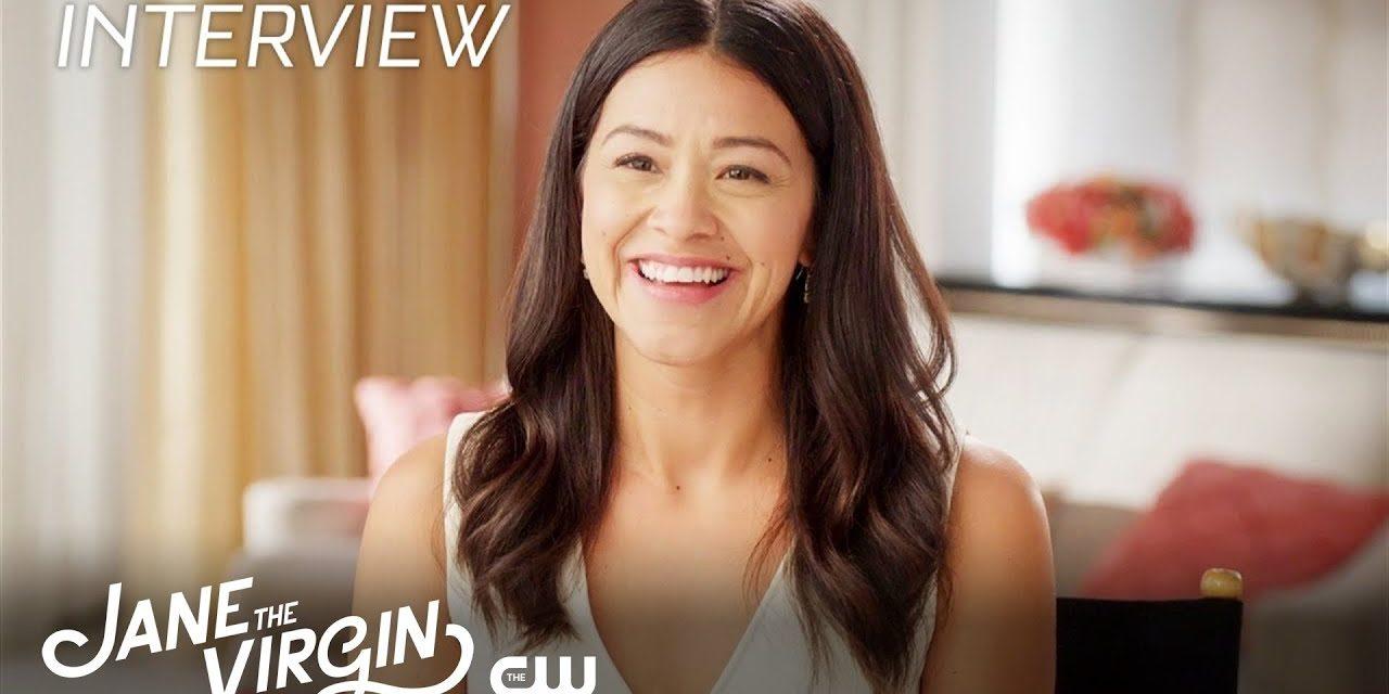 Jane The Virgin | Final Season Reflections: Gina Rodriguez | The CW