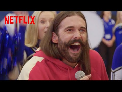 JVN Goes Back To School and Has An Emotional Reunion With His Teacher | Queer Eye