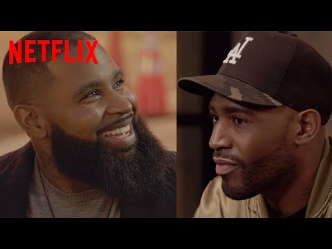 Karamo Helps Wesley Meet The Man Who Shot Him | Full Queer Eye Scene
