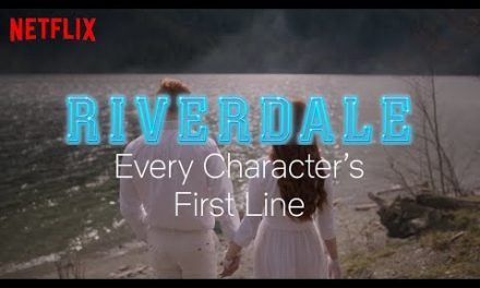 The First Line Spoken By Every Riverdale Character