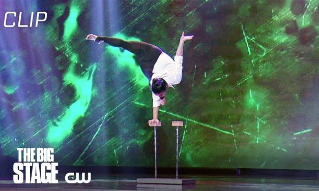 The Big Stage | Spinning Plates, Celeb Impressions & Handstand Pedestals Compilation | The CW