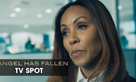 "Angel Has Fallen (2019 Movie) Official TV Spot ""Trust"" — Gerald Butler, Morgan Freeman"