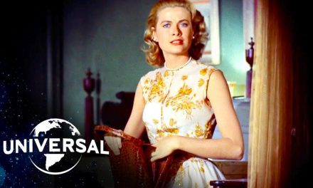 Rear Window   Lisa Sneaks Into the Apartment   65th Anniversary
