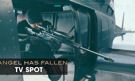"Angel Has Fallen (2019 Movie) Official TV Spot ""Countdown Find"" — Gerald Butler, Morgan Freeman"