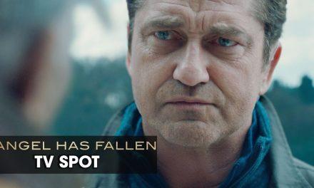 "Angel Has Fallen (2019 Movie) Official TV Spot ""Framed"" — Gerald Butler, Morgan Freeman"