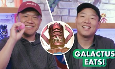 Can Timothy DeLaGhetto and David So Feed Galactus? | Earth's Mightiest Show
