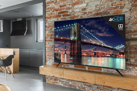 Best Buy drops $500 off the TCL 75-inch 6-Series 4K UHD HDR Roku TV