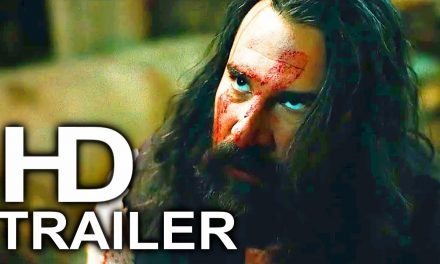 ARTIK Trailer #1 NEW (2019) Comic Book Serial Killer Horror Movie HD