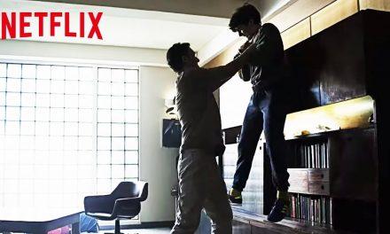 Therapist Fight Scene | Black Mirror: Bandersnatch | Netflix
