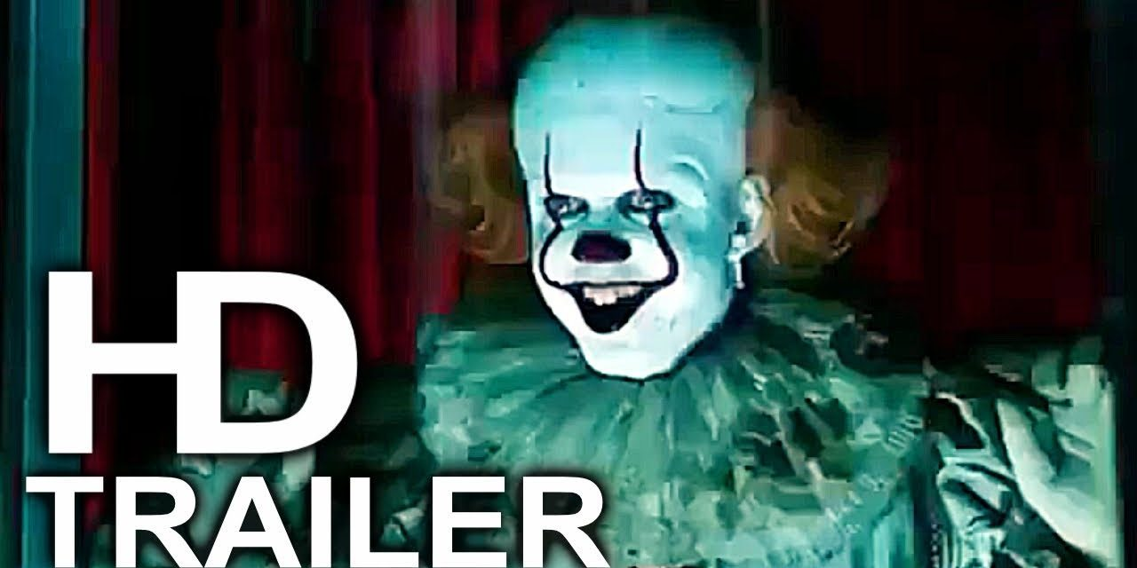 IT 2 Pennywise Vs Billy Trailer NEW (2019) Stephen King Horror Movie HD