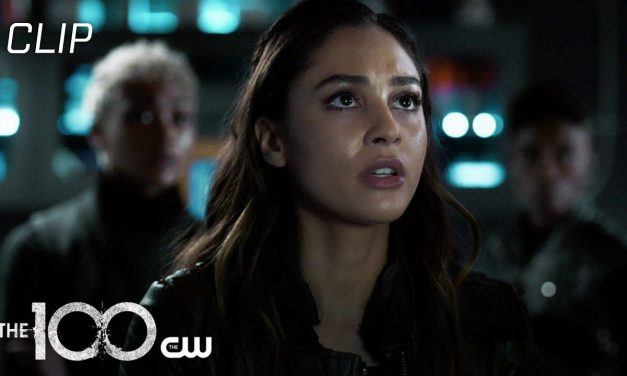 The 100 | The Blood Of Sanctum Scene | The CW