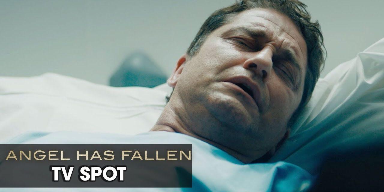 "Angel Has Fallen (2019 Movie) Official TV Spot ""Planned"" — Gerald Butler, Morgan Freeman"