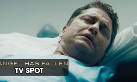 "Angel Has Fallen (2019 Movie) Official TV Spot ""Planned"" — Gerald Butler, Morgan Freeman"