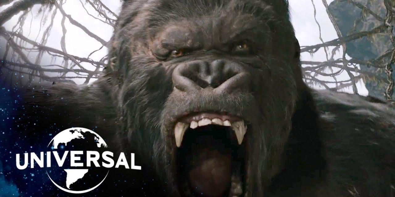King Kong | V. Rex Fight
