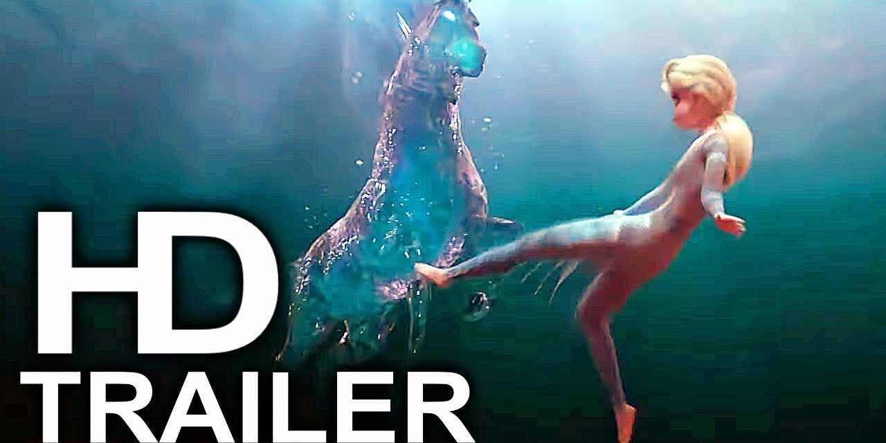 FROZEN 2 Trailer #3 NEW (2019) Disney Animated Movie HD