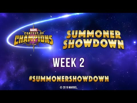 Marvel Contest of Champions: Summoner Showdown | Week 2