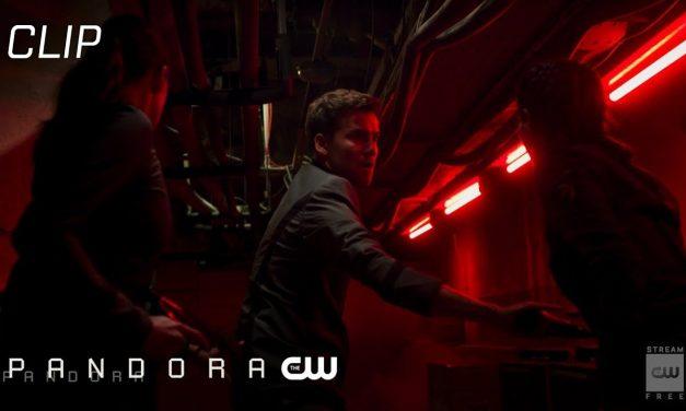 Pandora | Taken | The CW
