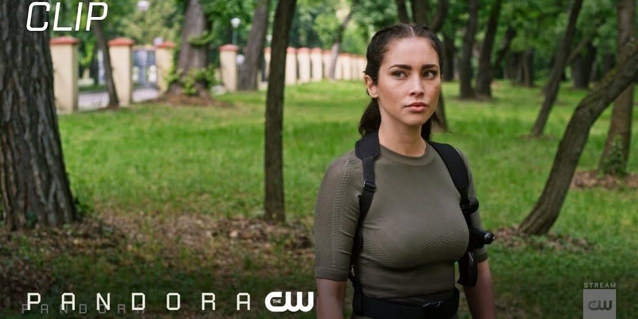 Pandora | Command Track | The CW