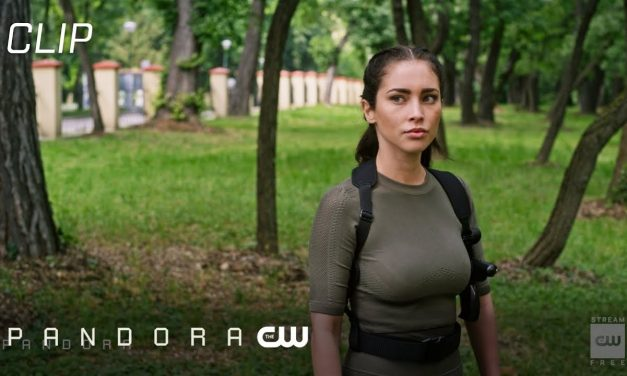 Pandora   Command Track   The CW