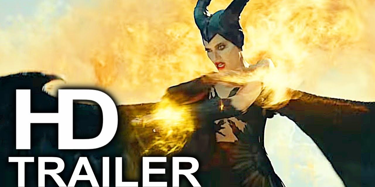 MALEFICENT 2 MISTRESS OF EVIL Trailer #3 NEW (2019) Angelina