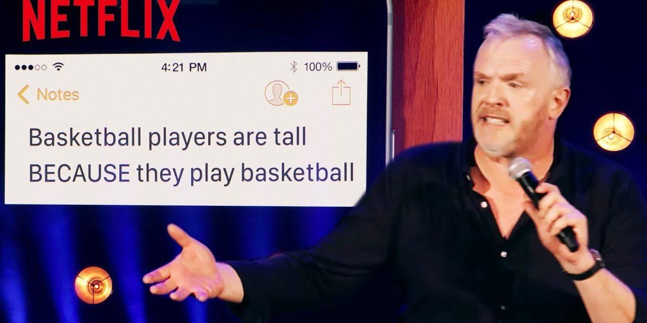 Greg Davies Shares Hilariously Insane Quotes | Greg Davies: You Magnificent Beast | Netflix