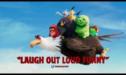 THE ANGRY BIRDS MOVIE 2 – Tweets (In Theaters Tuesday)