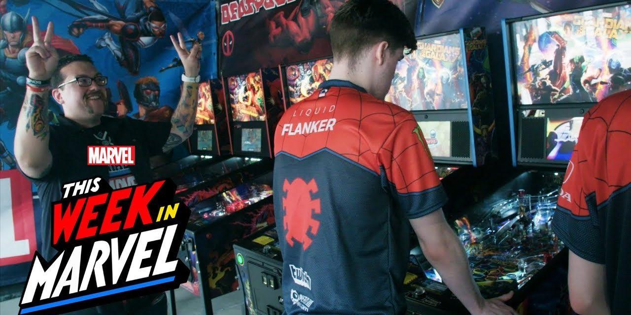 Agent M vs Team Liquid: Pinball Battle at the X Games