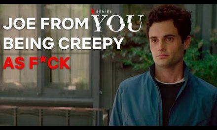 Joe From You's Creepiest Moments | Netflix