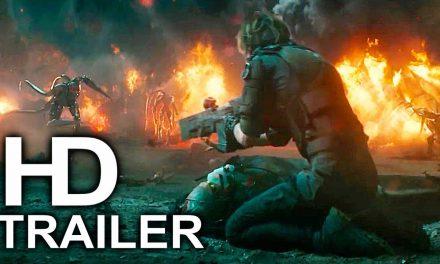 TERMINATOR 6 DARK FATE Trailer #3 NEW (2019) Arnold Schwarzenegger Action Movie HD