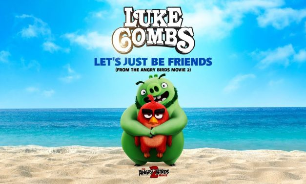 """THE ANGRY BIRDS MOVIE 2 – """"Let's Just Be Friends"""" by Luke Combs Lyric Video"""