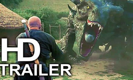 DRAGON KINGDOM Trailer #1 NEW (2019) Fantasy Adventure Movie HD